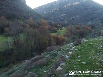 Meandros Río Lozoya- Senda Genaro GR300 - caminatas por madrid; club trekking